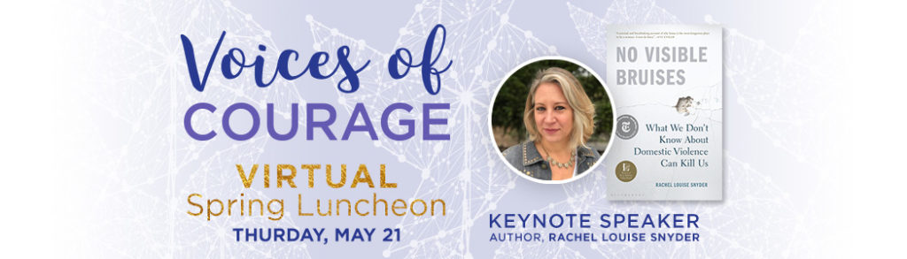 Voices of Courage VIRTUAL Spring Luncheon